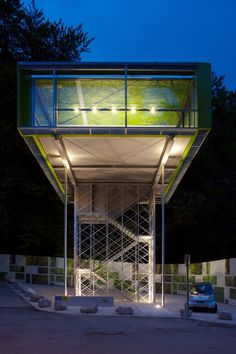 "Kleboth Lindinger Dollnig ZT GmbH, Günter Richard Wett · ""most beautiful Bauhütte"" · Divisare"