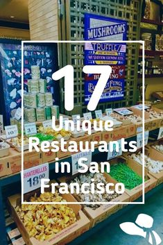 Looking for some fun and unique restaurants in San Francisco? Well, it has a few of them! Here is my list that covers everything from dumplings to mezcal to trans hostesses to mini golf! These are the most fun places to eat in San Francisco San Francisco Food, San Francisco Restaurants, San Francisco Travel, Travel Usa, Travel Tips, Canada Travel, Travel Europe, Solo Travel, Travel Guides