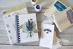 Lots of Lavender Stamp Set, Sale-A-Bration 2018, Stampin' Up!, #seeinginkspots