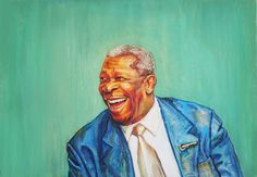B B King by Christy Sharygina