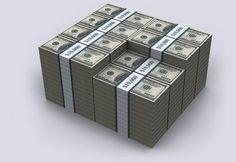 How cool would counting one million dollars be? Let's do the math and see how long it would take to count one million dollars. My Money, How To Get Money, Make Money Online, Gold Money, 100 Dollar Bill, Dollar Money, Dollar Bills, Illuminati, Divas