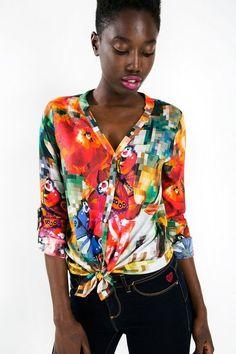 Camisas & blusas Desigual Camisa Camila