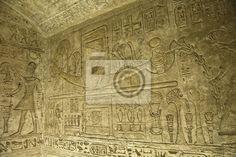 Wall Mural Templo de El Seboua