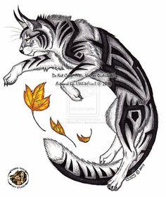 Gato tribal