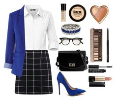 """""""Divergent: Erudite"""" by silverowlett ❤ liked on Polyvore featuring The North Face, Miss Selfridge, Oasis, Cutler and Gross, Kenneth Jay Lane, Maybelline, MAC Cosmetics, Urban Decay, NARS Cosmetics and Lancôme"""
