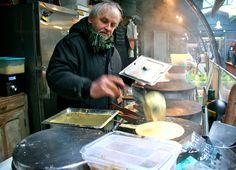 The best street food in Paris. #food #travel