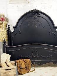 New Black Shabby Chic Furniture Ideas Shabby Chic Interiors, Shabby Chic Bedrooms, Shabby Chic Homes, Shabby Chic Furniture, Shabby Chic Decor, Vintage Decor, Bedroom Furniture, Black Shabby Chic, Gothic