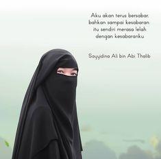 Motivasi Hidup Kartun Hijaber Muslimah Hijab Quotes, Muslim Quotes, Islamic Inspirational Quotes, Islamic Quotes, Ali Bin Abi Thalib, Islamic Cartoon, Hijab Cartoon, Niqab, Art Pictures