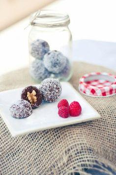Chocolate Protein Truffles | Jessica Sepel