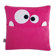 monster pillow ...
