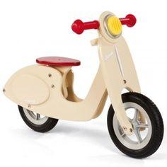 Scooter de madera http://pekaypeke.com/es/bicicletas-y-correpasillos/245-scooter-de-madera.html