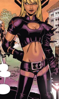 Magik in Uncanny X-Men v3 #4 (2013) - Chris Bachalo, Inks - Tim Townsend, Jaime Mendoza, Al Vey, & Victor Olazaba, Color - Chris Bachalo
