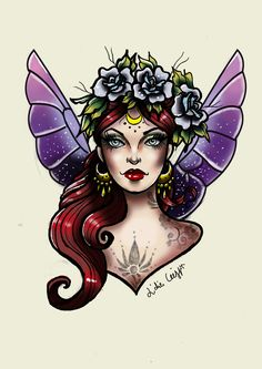 0bf979aad 24 Best Tattoo flashes by Lidia Misfit images in 2018 | Tattoo flash ...