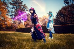 Just a beautiful picture from Dokomi 16 I love the Shot! _________________ 。♡ 。_________________ Picture byZeno Gaich Photography Yuuki: Me Asuna: OceansFullMoon Cosplay A...