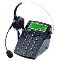 Encontrar Más Teléfonos Información acerca de Vf560 auricular de teléfono auriculares telefonista de servicio al cliente, alta calidad teléfono amarillo, China teléfono amplificador Proveedores, barato teléfono de mesa de Golden Mango en Aliexpress.com