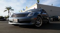 06 INFINITI G35 6SPD SPORT! $39/wk Payment Plan For Active Military Only #amoinc GET FINANCED http://www.activemilitaryonly.com/#!financing/ccgu txt6193576977 E1+ $0 DOWN !!