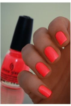 lovely nail polish design