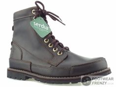 Timberland 15550 Men's Earthkeeper leather boot.  £79.99