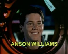 anson williams book