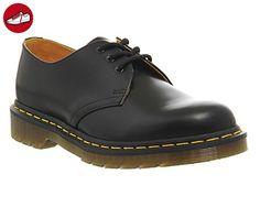 11838002 Dr. Martens 3 Eyelet 1461 Shoe Black 46 UK 11 (*Partner-Link)