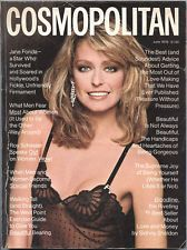 Cosmopolitan Magazine June 1978 Farrah Fawcett FRANCESCO SCAVULLO