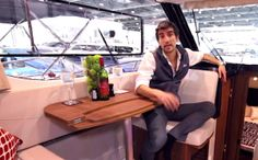 The new flagship of the Quicksilver Boats Activ range was on display at this year's London Boat Show. Join Alex Smith for a quick look aboard.