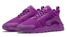 We take a detailed look at the Hyper Violet Huarache Ultra. Coming 15th April. http://ift.tt/1Vzcony