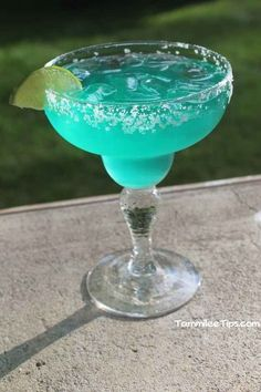 Blue Agave Margarita | 22 Recipes To Try For National Margarita Day