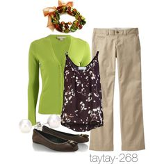 A fashion look from September 2012 featuring Michael Kors cardigans, A.L.C. tops and Old Navy pants. Browse and shop related looks.