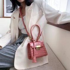 Mini PU Leather Crossbody Bags For Women – sherazad shop Travel Handbags, Fashion Handbags, Tote Handbags, Leather Crossbody Bag, Pu Leather, Crossbody Bags, Chanel Boy Bag, Cross Body Handbags, Mini Bag