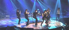 """ Infinite is well-known for their perfectly synchronized dancing. """