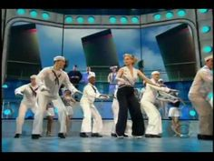 """Sutton Foster, my girlfriend. So charming, so talented - with an air of """"come on, let's have some fun!"""" Love her. Here she is tapping away at the Tony's in """"Anything Goes""""."""