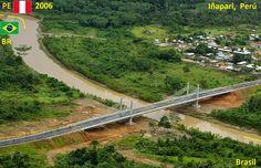 Confini amministrativi - Riigipiirid - Political borders - 国境 - 边界: 2006 BR-PE Brasiilia-Peruu Brasile-Peru
