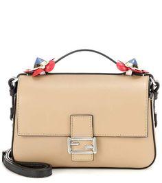 Fendi Leather shoulder bag 6e3f48df42671