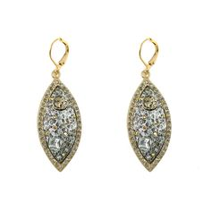 Tat2 Designs Gold Marchese Earrings - Holly & Brooks