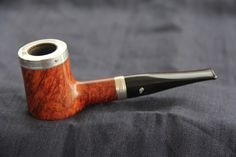 Peterson Pipe of The Year 2006 925 Silver Cap and Band