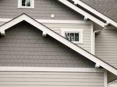 mastic victorian gray siding - Google Search