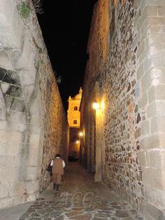 Muralla, Cáceres.