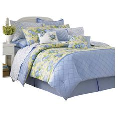 Found it at Wayfair - Laura Ashley Salisbury Comforter Set