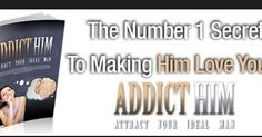 http://ift.tt/2xGKgIi ==>  addict him to you review  the number 1 secret to making him love you  addict him to you review : http://ift.tt/2x1RBVJ Addict Him To You Primary Teachings By the time the Addict Him To You pdf book has been read Mirabelles intention is to instill not only a new sense of confidence in women looking to improve the relationships but also how to approach manage and indeed begin a meaningful relationships in the first place. Some of the primary teachings the Addict Him…