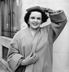 The great Judy Garland, 1950s