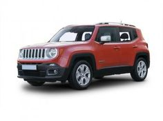 Jeep Renegade Renegade Hatchback 1.4 Multiair Longitude 5dr Ddct