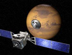 Aparece Exomars en Marte con Bob Dylan