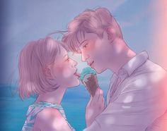 Ο έρωτας βρίσκεται στις πιο απλές, καθημερινές στιγμές και δεν χρειάζεται τίποτα άλλο από δύο ανθρώπους που είναι εκεί ο ένας για τον άλλον.
