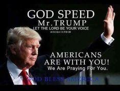May God protect Trump & his family