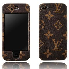 Louis Vuitton Inspired Designer Full Cover Case