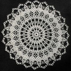 Click here for hundreds of Free Crochet Doily Patterns. Also, check out the blog for sales on yarn, what I'm working on, and crochet inspiration