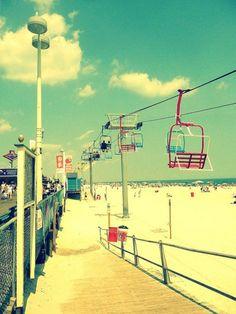 Beach Sky Ride