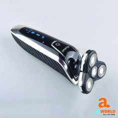 Rechargeable electric shaver razor Item Type: Electric Shaver Voltage: ABSSize: euro plugGender: MalePower Type: RechargeableWashing Mode: Whole body washingFeature: Triple BladeUsage Time: trimming device: YesUse: FaceCharging Time: Euro, Plugs, Gender, Electric, Abs, Type, Crunches, Killer Abs, Six Pack Abs