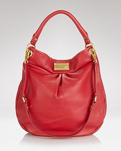In love: MARC BY MARC JACOBS Hobo Classic Q Hiller